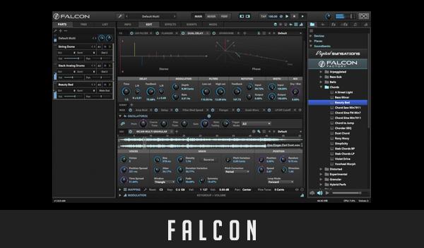 UVI-Falcon-DRKLight