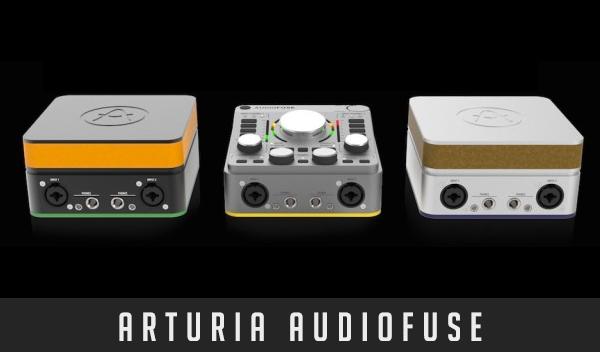 Arturia-AudioFuse
