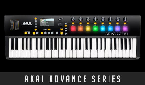 akai-advanced-Keyboard-series
