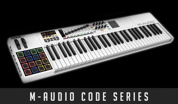 m-audio-code-series