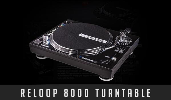 reloop-8000-turntable